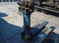 FORK Single Fitted with Rolls Kissing 16000kg@600mm 1600x230x65mm