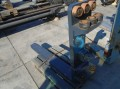 FORK Single Fitted with Rolls Kissing 16000kg@600mm 1600x230x65mm 1