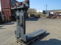 FORK Fitted with Rolls, Kissing Forks 28.000kg@1200mm // 2400x300x110mm 1