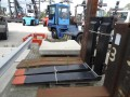 FORK Fitted with Rolls 30.000kg@1200mm/ 2150x300115mm 1