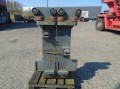 FORK Fitted with Rolls, Kissing 28.000kg@1200mm // 2400x220x120mm 2