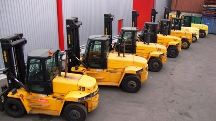 Used Hyster Forklifts ,Container Handlers