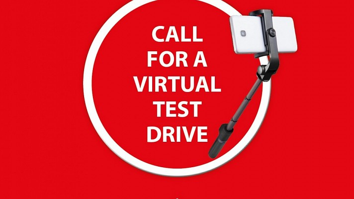 Schedule a Virtual Test-drive with Forkliftcenter