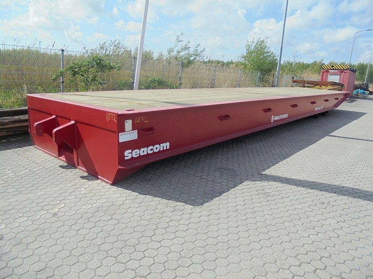 Lowbed Roll TrailerLOWBED RT 40/ 120T
