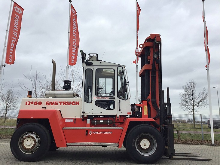 4 Whl Counterbalanced Forklift >10t13,6 60-32