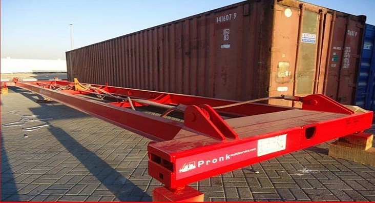 Spreaders40ft Semi-Automatic Spreader